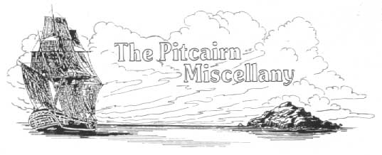 The Pitcairn Miscellany